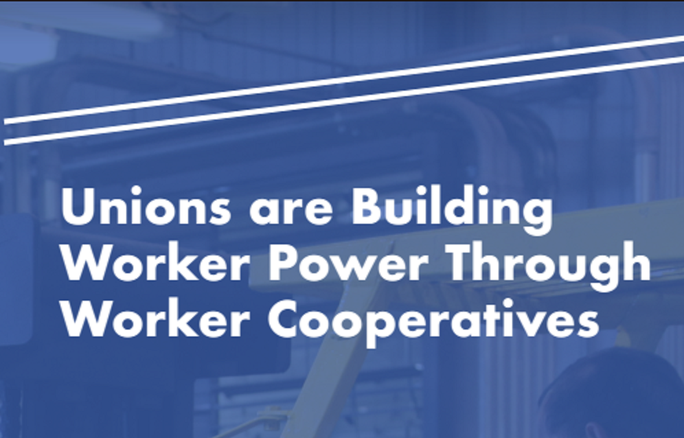 Union Cooperatives